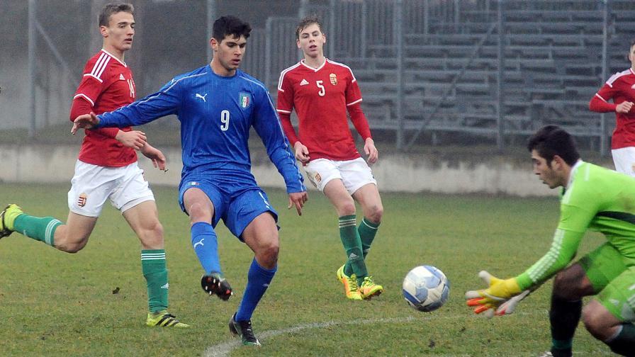 i talenti italiani nel calcio