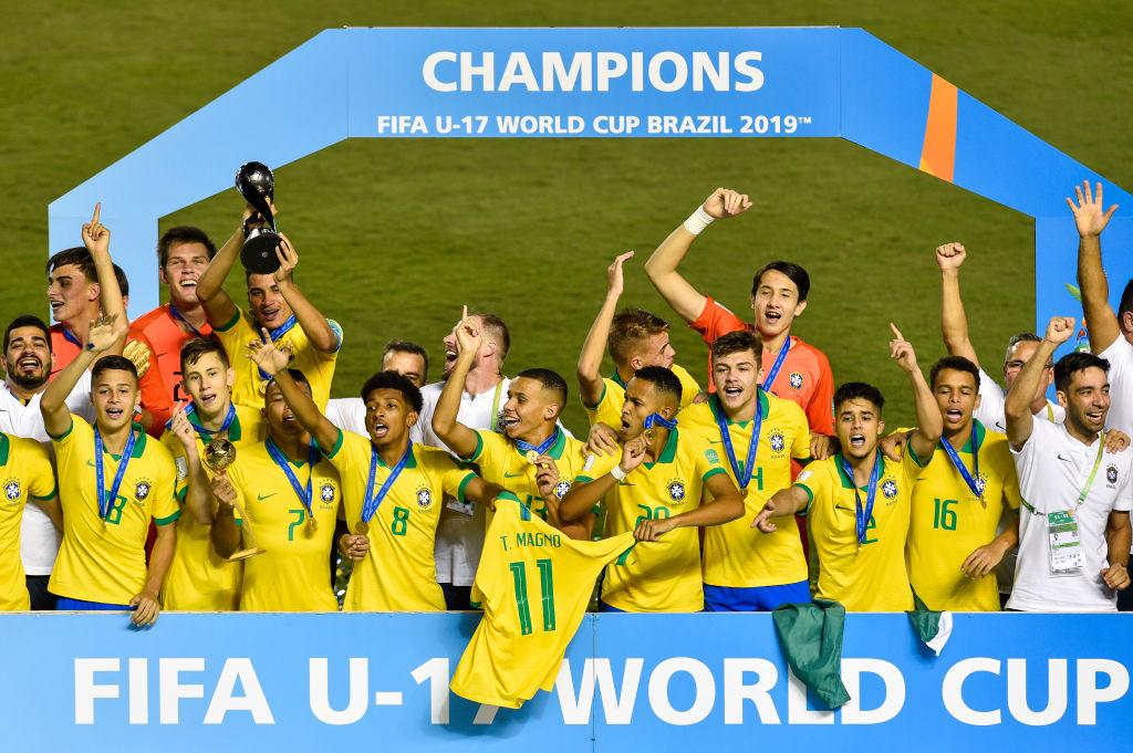 Top 11 Mondiale Under 17